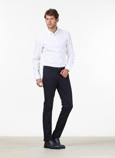 Kip Klasik Pantolon Lacivert